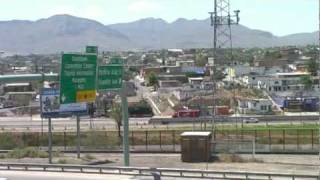 El Paso (TX) United States  city photos gallery : El Paso, Texas (USA) / Mexican Border