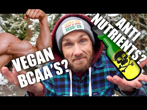 Nutrition - Ask Me Mondays (#11) Losing Muscle, Cooking/Nutrient Loss, Vegan BCAA's & More!