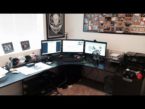 setup - Thanks for watching guys! Hope you all enjoyed :) ○ House Tour Video: http://youtu.be/Bbpn9WXUh3E ○ Sharks and Wolves in Ghosts: http://youtu.be/r6L4bfknoco ...