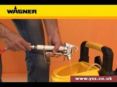 Wagner Project 115 Tips & Tricks from Yorkshire Spray Services Ltd - Visit www.yss.co.uk