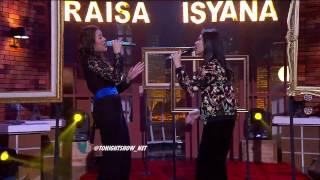 Special Performance - Raisa X Isyana - Anganku Anganmu