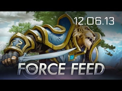 force - Gaming news and updates Mon, Wed, Fri. Force Strategy Gaming: http://www.ForceStrategyGaming.com http://www.youtube.com/ForceSC2strategy Music by: The Scessi...
