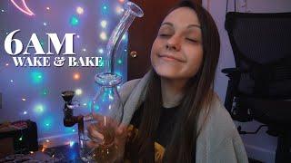 6AM WAKE & BAKE by Silenced Hippie