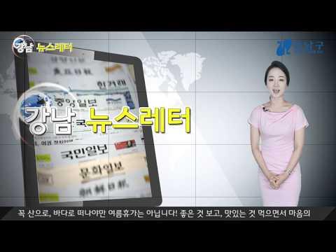 강남 뉴스레터 2017년 08월