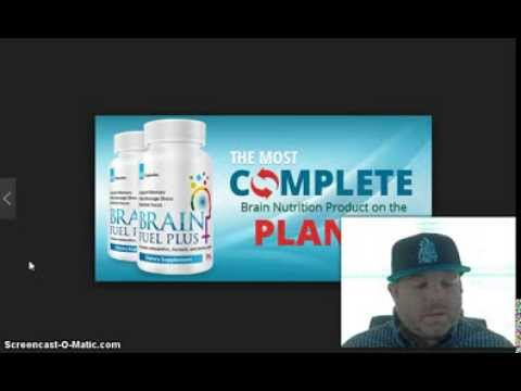 Brain Fuel Plus Testimony ~ Brain Abundance by Anthony Davis