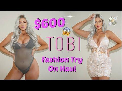 $600 TOBI TRY ON HAUL /// SPRING festival looks