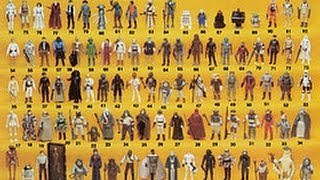 Video vintage star wars 1977 - 1985 checklist kenner action figures MP3, 3GP, MP4, WEBM, AVI, FLV Maret 2018