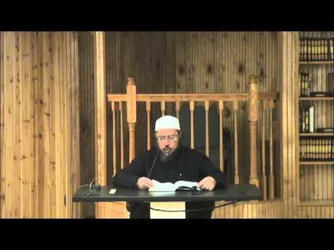 شرح كتاب فقه السنة 12 / 11 / 2012