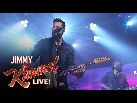WATCH: Old Dominion On Jimmy Kimmel Live!