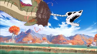 Nonton Franky  Robin And Brook Attacked By Monsters   One Piece Film  Strong World Hd Film Subtitle Indonesia Streaming Movie Download