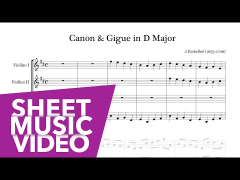Pachelbel - Canon & Gigue In D Major