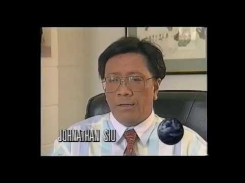 1993 Ethnic Business Awards Finalist – Non Manufacturing Category – Jonathan Siu – CTM Group