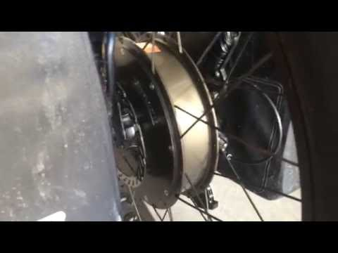 Crystalyte 4060 ebike e-bike rear hub motor for sale. Used, works perfectly.
