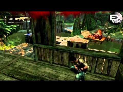 Uncharted 2 Partie 2 Commenté [FR][HD]