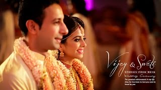 Wedding is the time for sharing affection among each other, bonding and becoming one. The wedding of Swati and Vijay remarked a wonderful celebration.