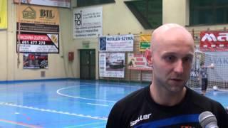 Wywiady po meczu GKS Masita Komprachcice – Nbit Gliwice