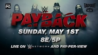 Nonton Watch Wwe Payback 2016 On Sunday  May 1  Live On Wwe Network Film Subtitle Indonesia Streaming Movie Download