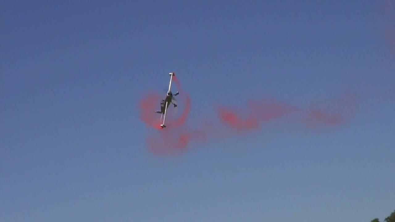 Abschluß-Airshow
