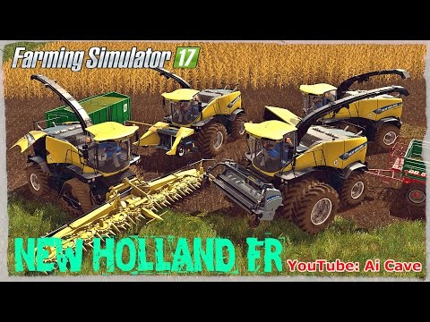 New Holland FR by FBM-Team