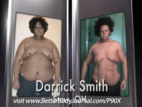 P90X Testimonial Darrick