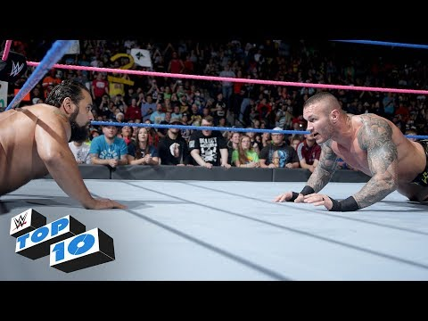Top 10 SmackDown LIVE moments: WWE Top 10, October 3, 2017