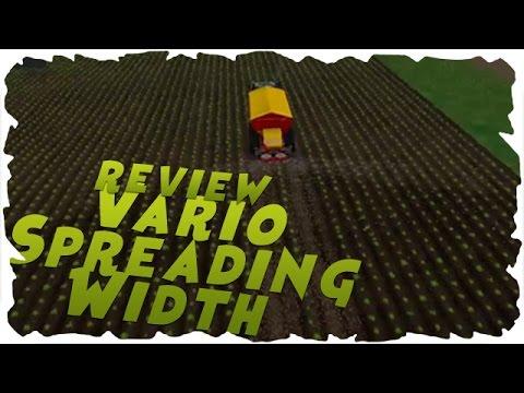 Vario Spreading Width v1.0