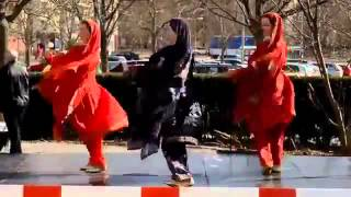 Iranian baluchi Dance