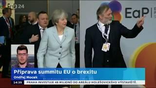 Příprava summitu EU o brexitu