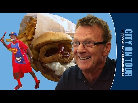 Video: Super Jesus Running, Oklahoma Joe's & Fountains | Chappy's Guide to Kansas