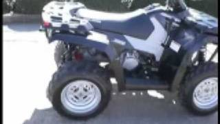 6. 2006 Polaris Hawkeye 4wd ATV