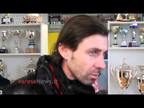 Mister Gautieri presenta Reggina – Varese