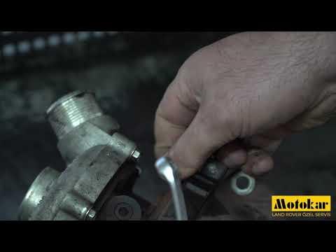 Motokar Land Rover Özel Servis