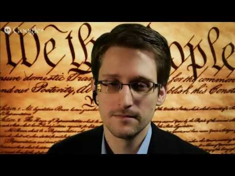 Watch Edward Snowden's Talk at SXSW