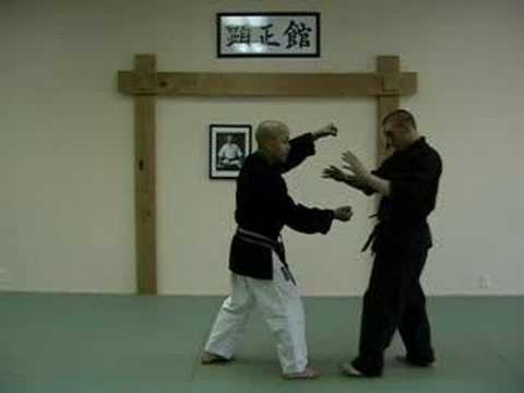 CASA DE KENPO – BLUE BELT – DESTRUCTVE TWINS