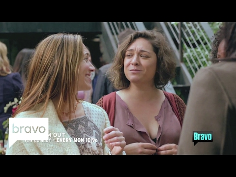 Odd Mom Out: Cookies and Breast Milk | Bravo