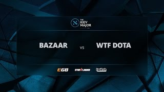 Team Bazaar vs WF Dota, Game 1, The Kiev Major SEA Open Qualifiers