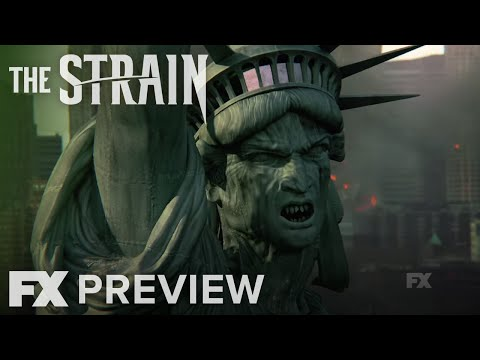 The Strain Season 3 Teaser 'Lady Liberty'