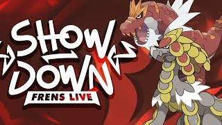 THE DOUBLE DINOSAUR CORE! Pokemon Ultra Sun & Moon! OU Showdown Live w/PokeaimMD & Moet by PokeaimMD