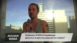 #IWannaKnow with Julien Doré (#DisMoiJulien avec Julien Doré)