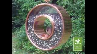 Fly-Thru Bird Feeder - Good Directions
