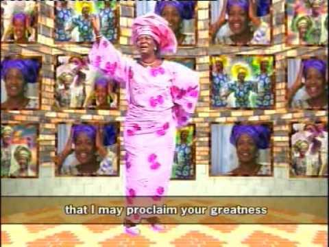 Victoria Adesanya- Lo mi fogo re (Lord, Use me for your glorY)