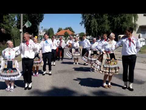 Požitavské folklórne slávnosti 2013