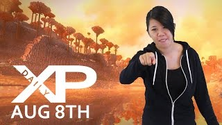 Black Desert Beta, TESO Dyes, Draenor's Millions, Rusty Hearts and more! | The XP Aug 8th