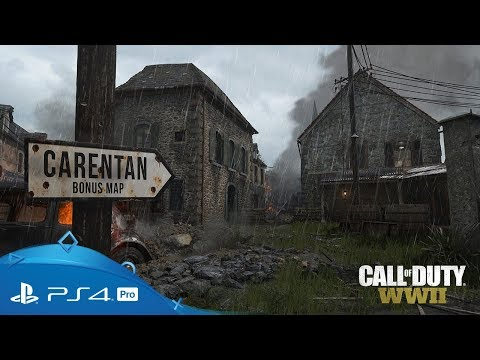 Activision Call of Duty WWII PS4 játékszoftver (2804451)