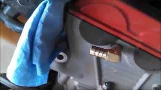 9. TE449 DIY Engine Breather