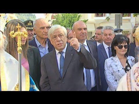 """Video - Παυλόπουλος: """"Αυτοκρατορικές φαντασιώσεις"""" της Τουρκίας"""