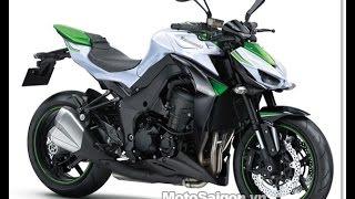 3. Kawasaki Z1000 ABS 2016 Review Spec