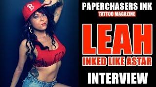 INTERVIEW: LEAH