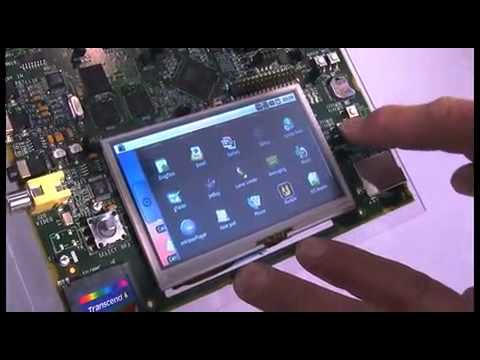Video - IP multimedia streaming over Wi-Fi with H&D Wireless on an ARM platform (SAM9)