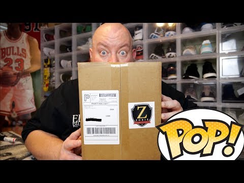June 2019 Zobie ANIME Mystery Box Unboxing! + HUGE EPIC SURPRISE FUNKO POP INSIDE!